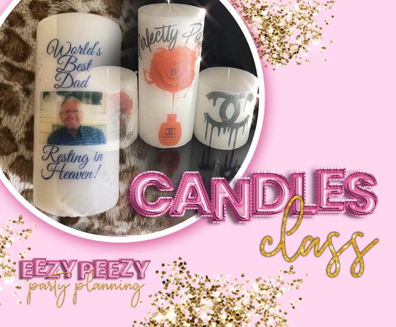 EZPZ Candles