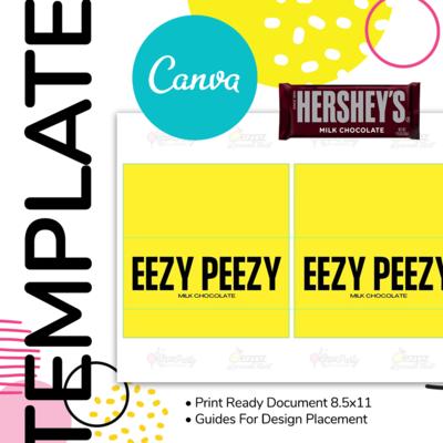 Canva • Hershey Wrap