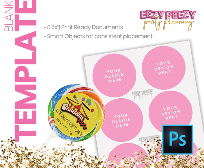 PSD • Lolli Stickers