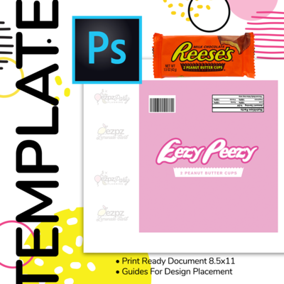 PSD • Reeses Cups