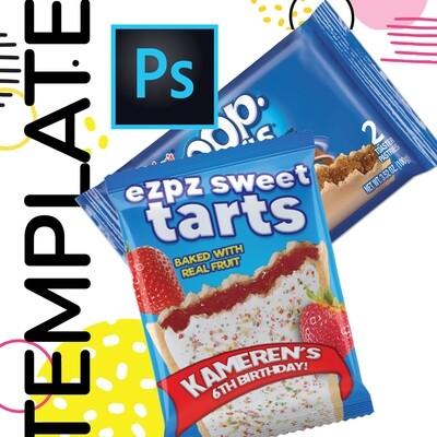 PSD • Sweet Tarts