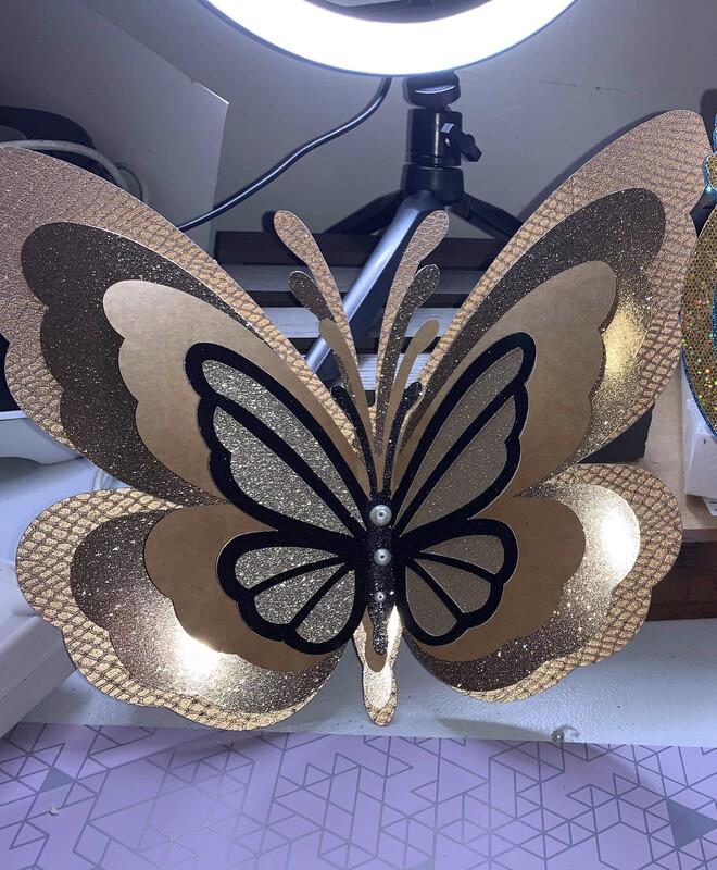 Ezpz Paper Flower & Butterfly Tutorial