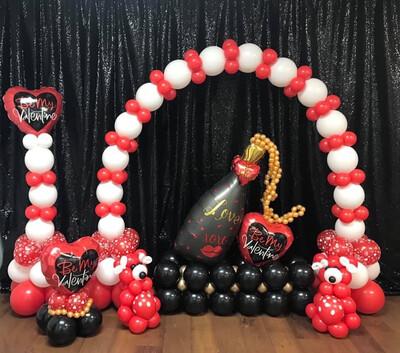 Ezpz Valentine's Balloon Express