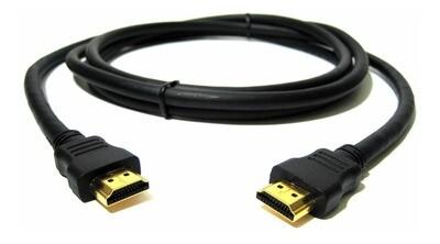 CABLE HDMI REFORZADO EXCELENTE CALIDAD