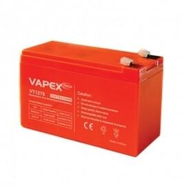 Batería De Gel 12v 7a Vapex/mg Para Central De Alarmas