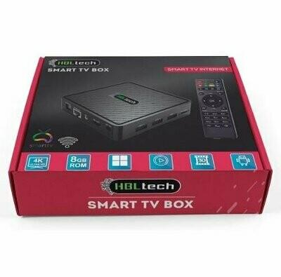 Convertidor Smart Tv Box Android Tv