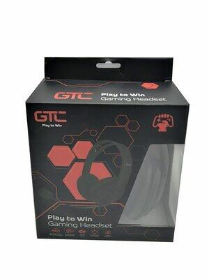 Auricular GTC HSG-600 Headset Gaming, C/micrófono Juegos Pc , Ps4 Kaos