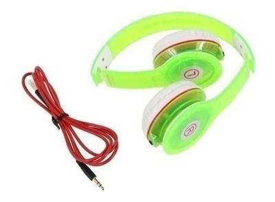 Auricular Extra Bass C/cable color flúor  hbl HZ-3231