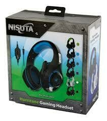 Gaming Headphones Ps4 Nisuta Ns-aug300