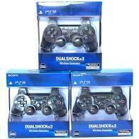 Joystick ps3 Dualshock 3 black