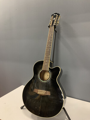 Ibanez 12 String Electric Acoustic Guitar (Used)