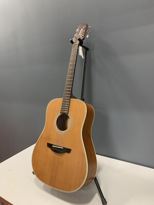 Takamine Acoustic Guitar (Used)