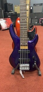 Jackson CP5 5 String Bass (used)