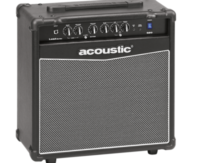 """""""Acoustic G20"""" Electric Guitar Amp"""