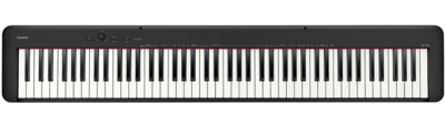 Casio CDP-S150 Compact Digital Piano Black With Stand