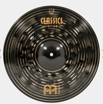 "16"" Dark Crash Cymbal"
