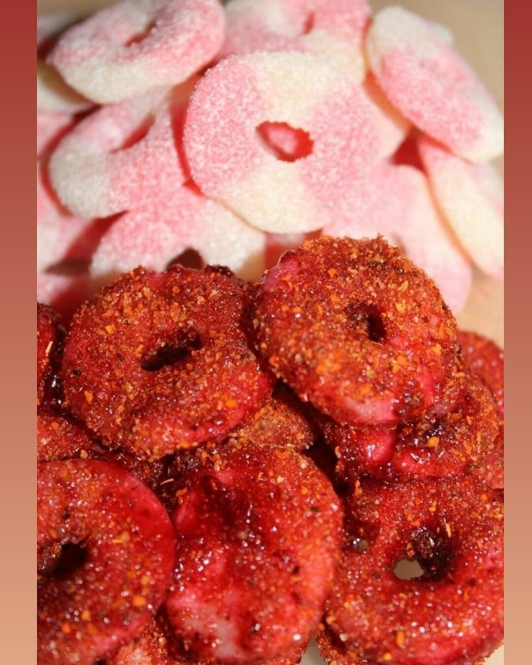 Cheklada Pink Lemonade Rings