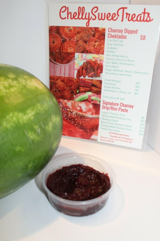 Watermelon Chamoy Rim Paste