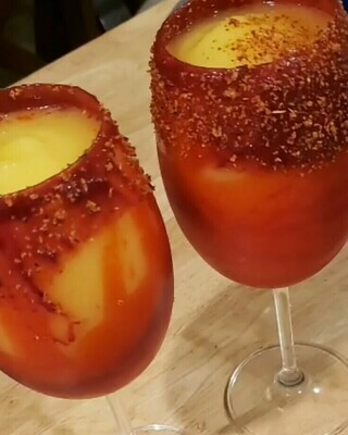 Extra Fruity Chamoy Liquid Drip