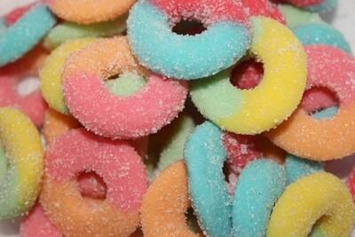 Cheklada Rainbow Rings