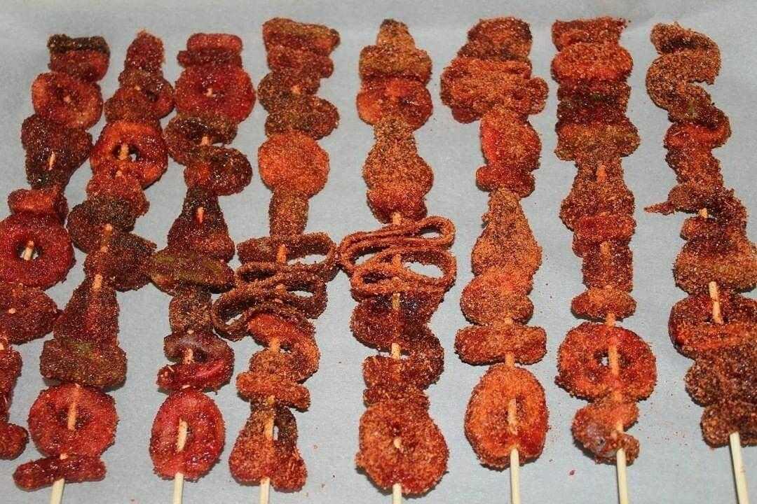 Cheklada Kabobs