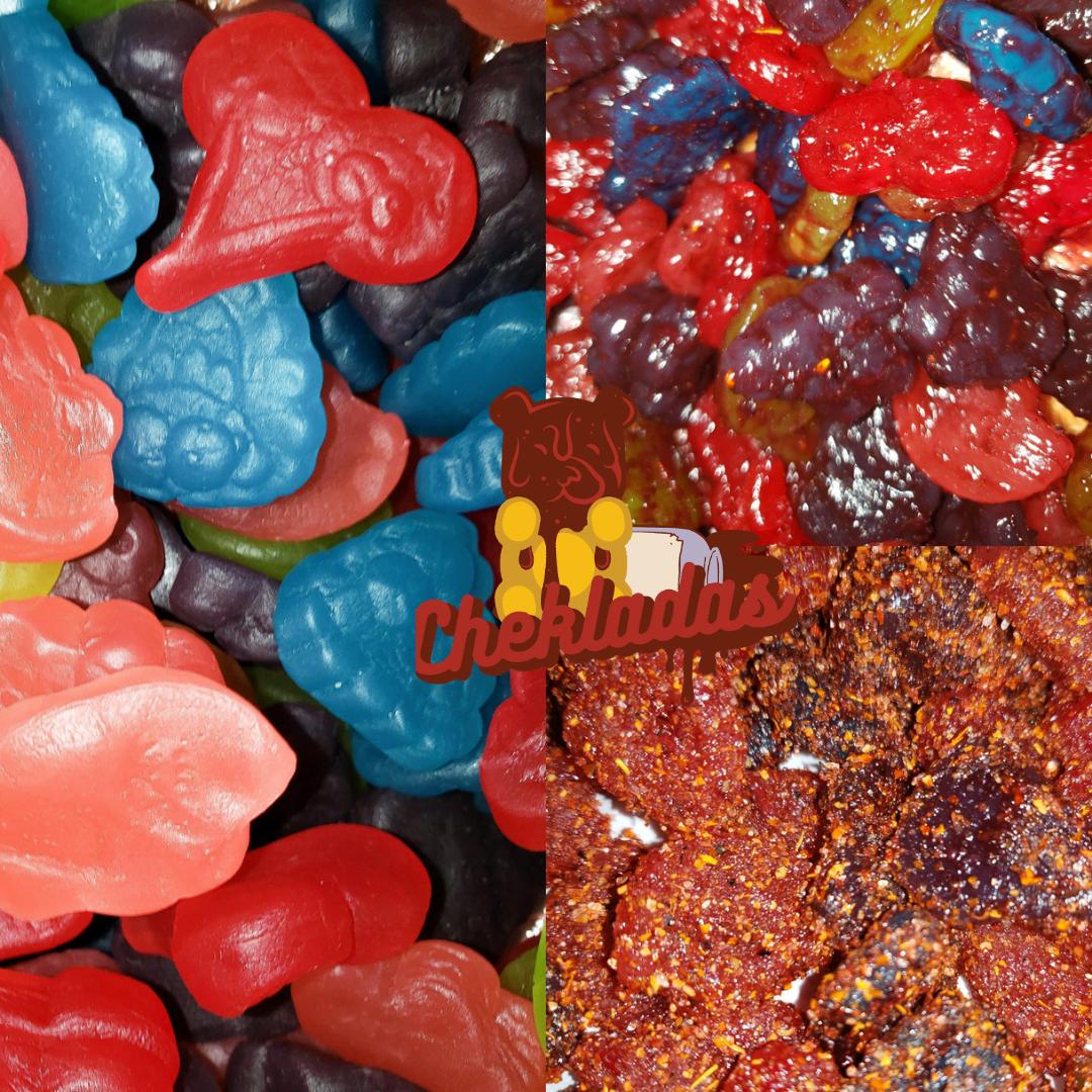 Cheklada Jolly Rancher Gummies