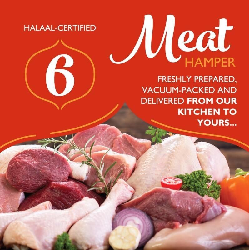 Meat Hamper 6