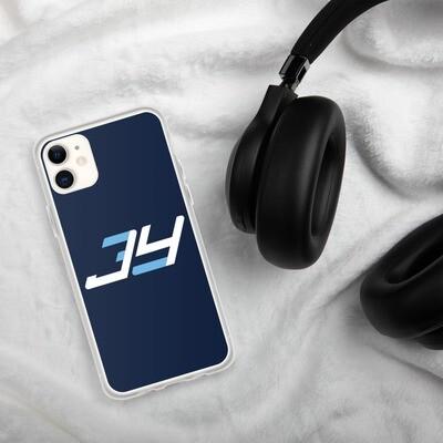 JY34 Logo iPhone Case