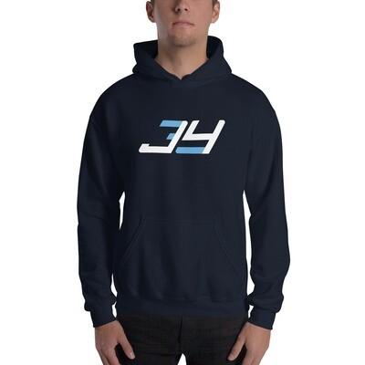 JY34 Unisex Hoodie