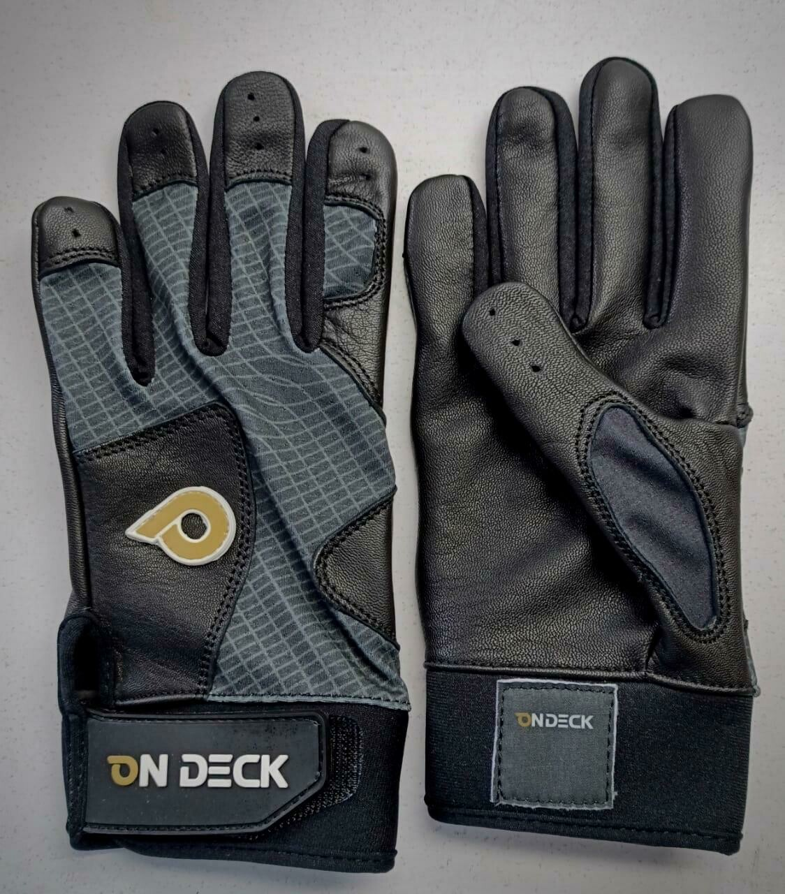 Series II Batting Gloves (Midnight Black)