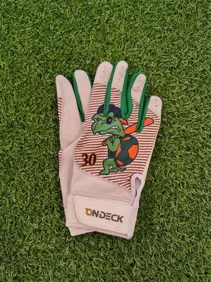 Personalised Batting Gloves