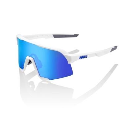 S3 - Matte White - HiPER Blue
