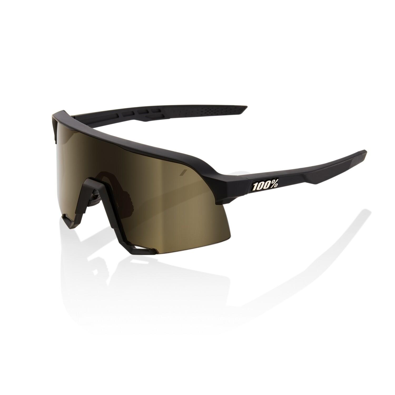 S3 - Soft Tact Black - Soft Gold