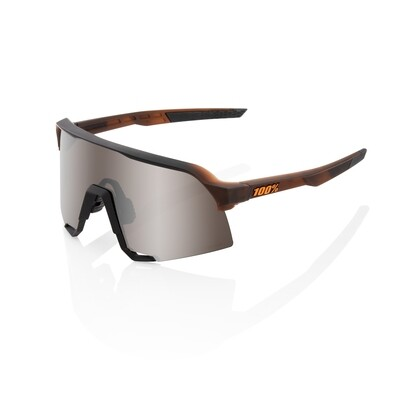 S3 - Matte Translucent Brown - HiPER Silver