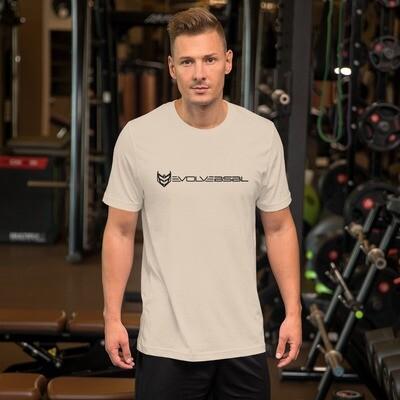 Evolve Baseball Short-Sleeve Unisex T-Shirt
