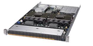 32x NVMe SSD - 2x CPU  ________________________  SUPERMICRO SuperStorage
