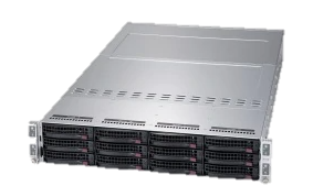 4-Node System 1x AMD  ________________________  SUPERMICRO SuperServer