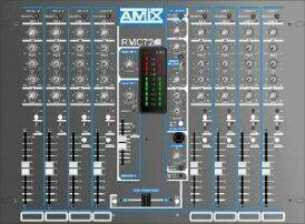 Amix RMC 72P