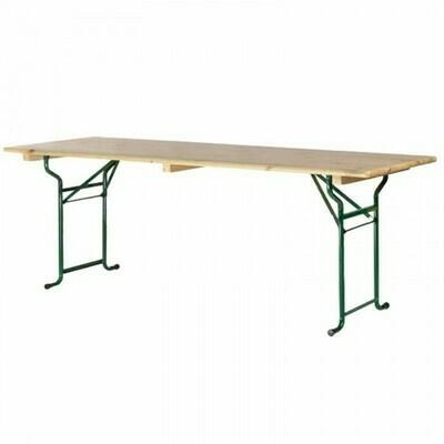 Table brasserie 220cm