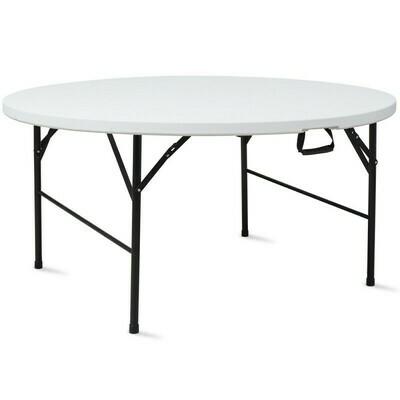 Table ronde de 180cm