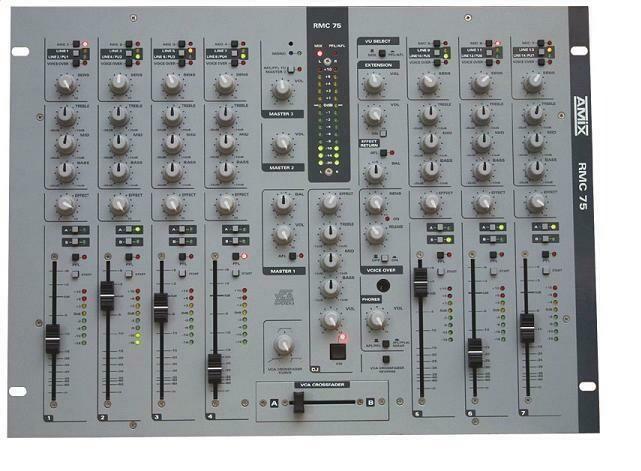 Amix RMC 75P
