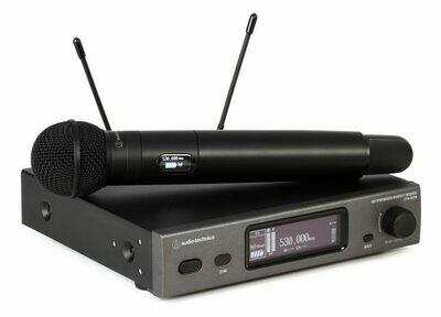 AudioTechnica AT3000 avec micro C510