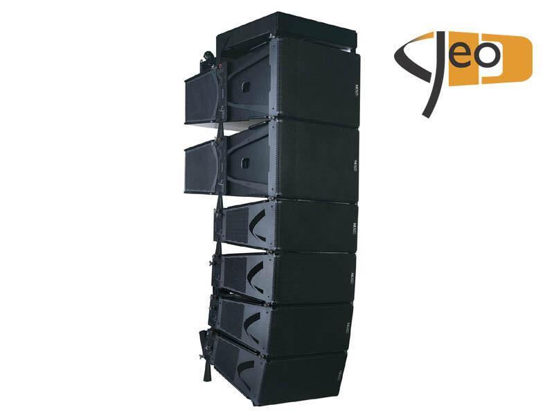 Système line-source Nexo D de 66.000 W