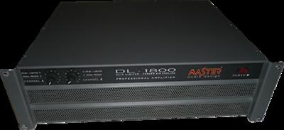 Master Audio DL1800 - 2 x 900W / 4 ohm