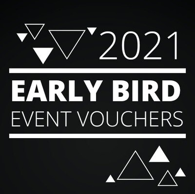 2021 Early Bird Vouchers