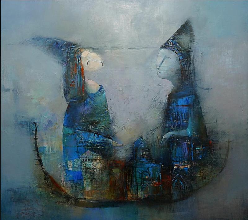 Venice-Samarkanda dream