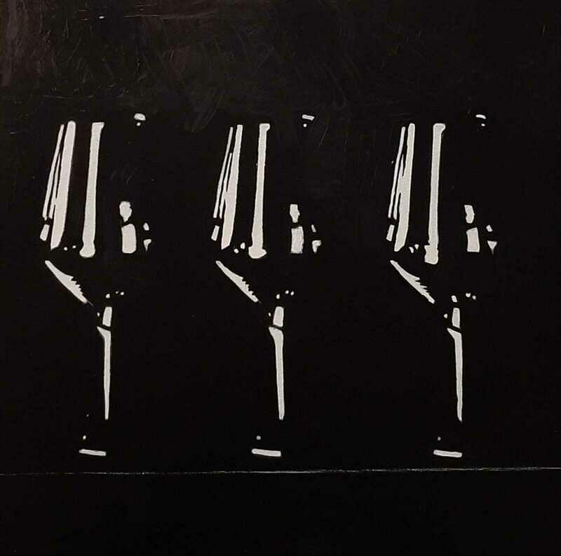 Black glasses serie