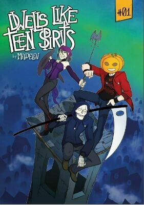 Dwells Like Teen Spirits 1