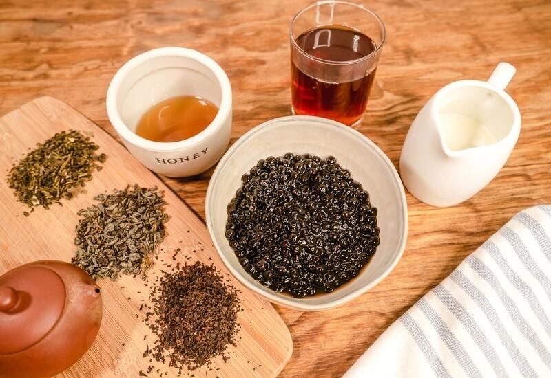 Classic DIY Boba Tea Kit