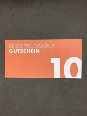 Gutschein CHF 10.-